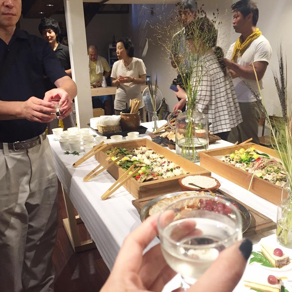 千葉 日本酒 稲刈り 旭鶴