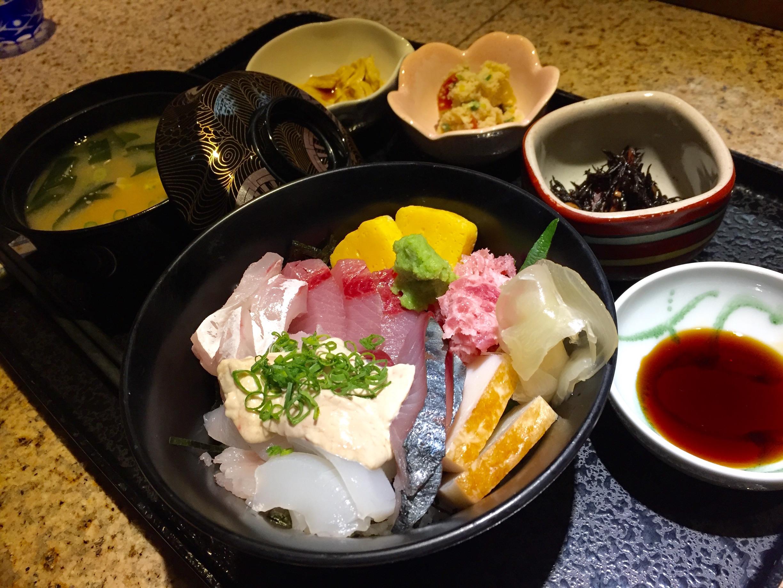 千葉 京あかり ランチ 海鮮丼