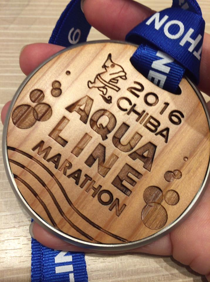 アクアラインマラソンに参加しました